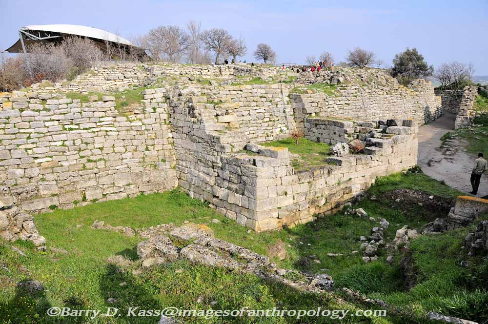 Archaeological Sites in Turkey Turkey The Site of Troy