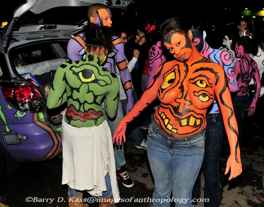Contemporary American Culture and Society--The Halloween Parade ...