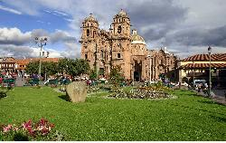The Cathedral, Plaza de Armas, Cusco, Peru