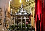 Alter to Saint Rosalia, the patron saint of Palermo, Cathedral of Monrreale, Sicily, Italy