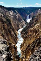 Grand Canyon of the Yellowstone image 2