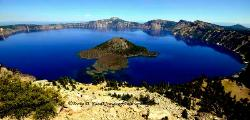Crater Lake National Park Wyoming