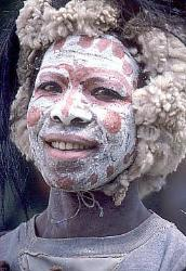 Kikuyu dancer, Kenya image 4