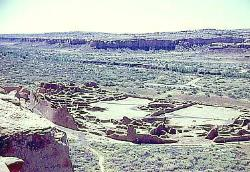 Pueblo Bonito, Chaco Canyon, New Mexico