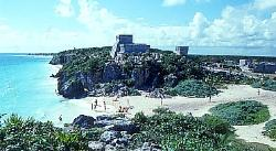 Mayan site of Tulum, Mexico